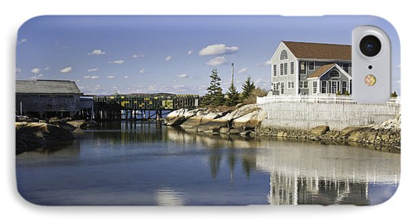 Spruce Head On The Coast Of Maine IPhone Case