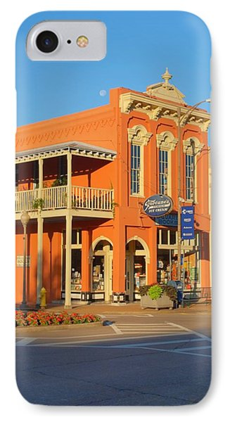 Square Books Oxford Mississippi Phone Case by Joshua House