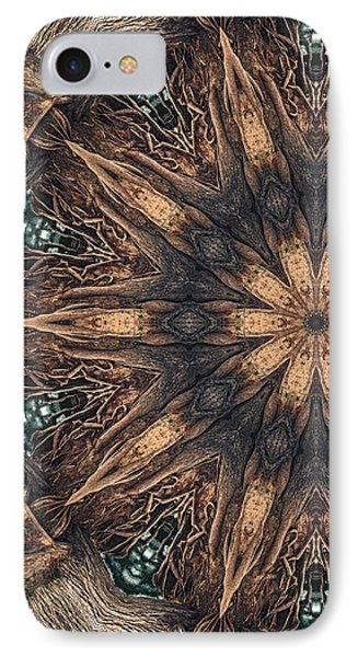Square Roots Phone Case by Wendy J St Christopher