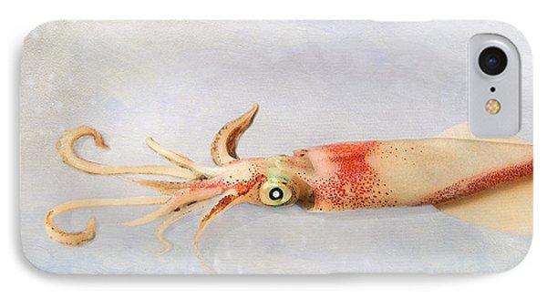Squid IPhone Case by Karen Lynch