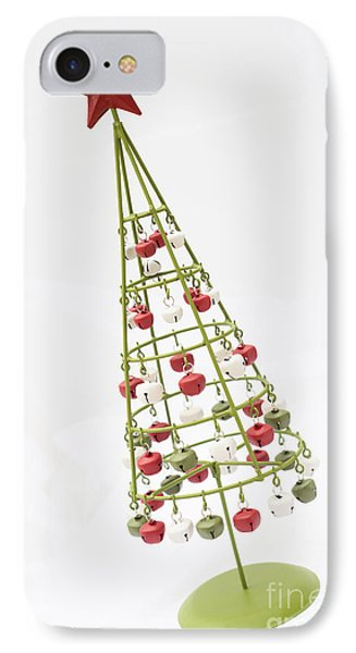 Squiffy Tree IPhone Case by Anne Gilbert