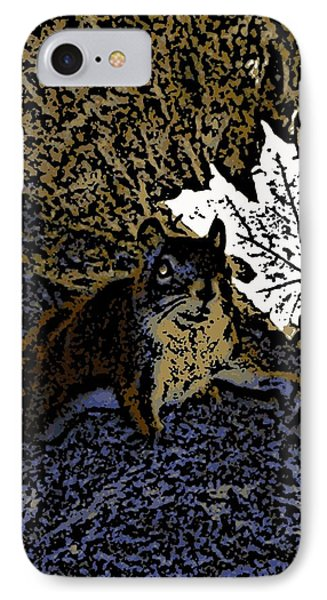 Squirrel IPhone Case by Jason Lees