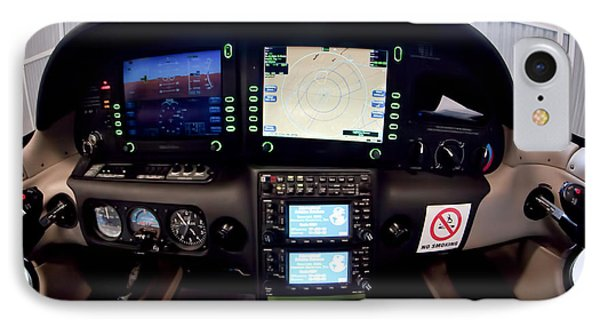 Sr22 Cockpit IPhone Case