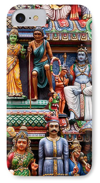 Sri Mariamman Temple 03 IPhone Case