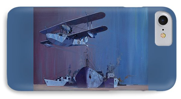 Ss Ohio IPhone Case by Ray Agius