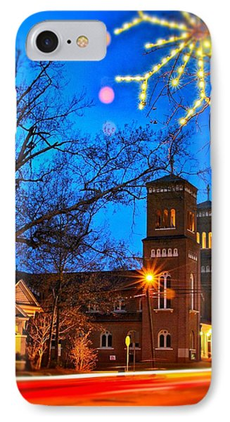 IPhone Case featuring the photograph St. Alphonsus Catholic Church by Jim Albritton