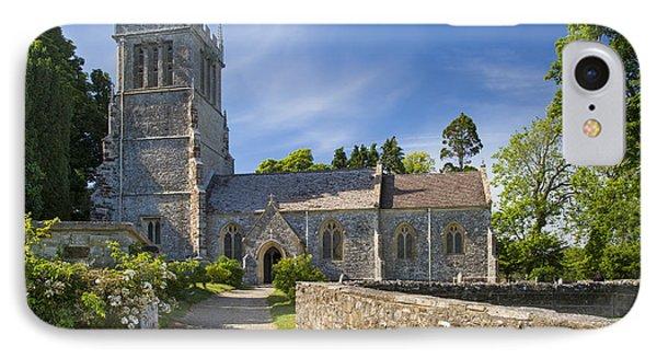 St Andrews - Lulworth IPhone Case by Brian Jannsen