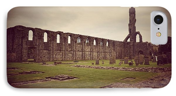 St Andrews Cathedral IPhone Case