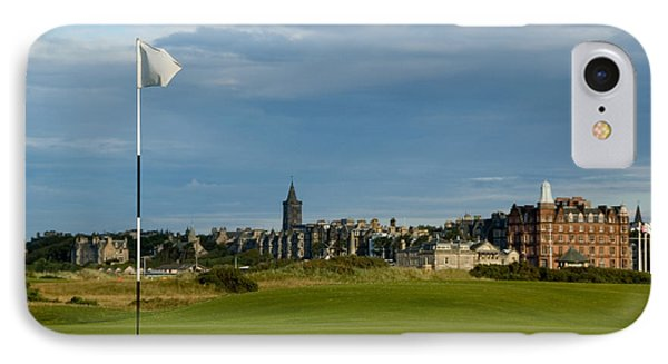 St Andrews Golf IPhone Case by Jeremy Voisey