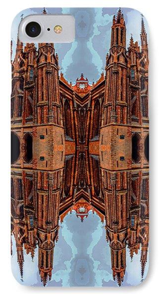 St. Anne's Church Art Phone Case by Yevgeni Kacnelson