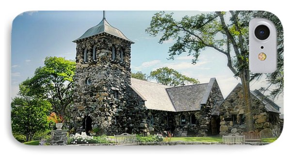St. Ann's Episcopal Church IPhone Case by Diana Angstadt