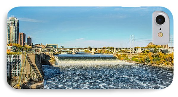 St Anthony Falls IPhone Case