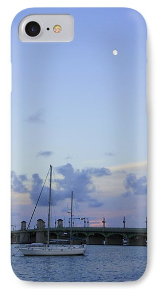 St. Augustine Sunset IPhone Case by Laurie Perry