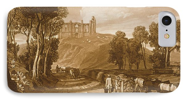 St Catherines Hill Near Guildford IPhone Case by Joseph Mallord William Turner