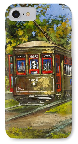 St. Charles No. 905 Phone Case by Dianne Parks