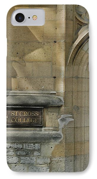 St. Cross College Phone Case by Joseph Yarbrough