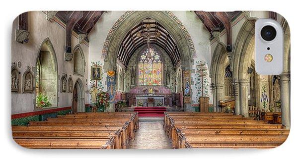 St Davids Church Phone Case by Adrian Evans