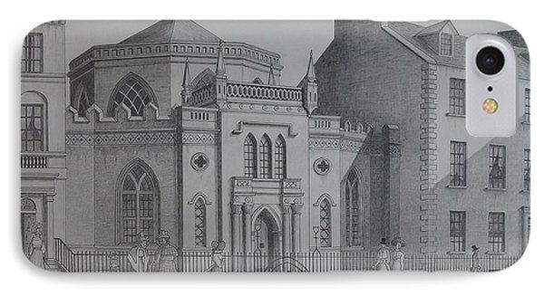 St Georges Chapel Edinburgh IPhone Case