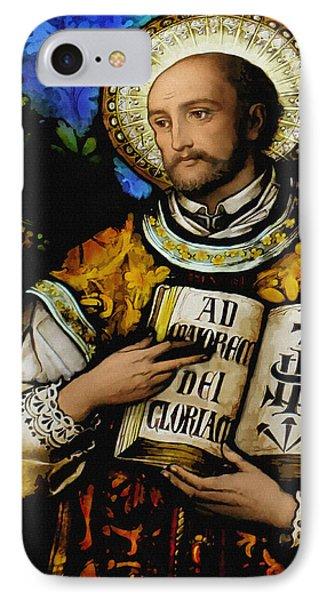 St. Ignacius Of Loyola IPhone Case