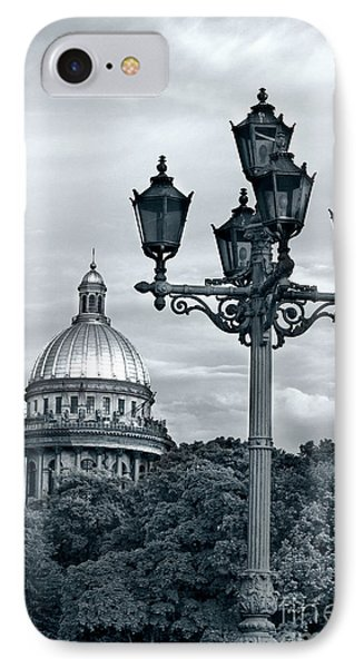 St Isaac Cathedral IPhone Case by Elena Nosyreva