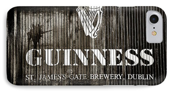 St. James Gate Brewery IPhone Case by John Rizzuto