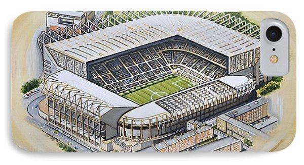 St  James Park - Newcastle United IPhone Case