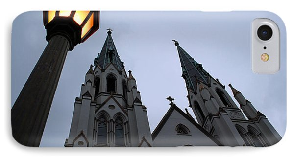 St John's Cathedral IPhone Case by Robert  Moss