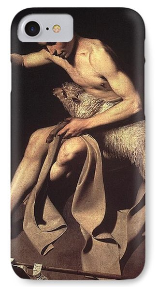 St John The Baptist IPhone Case by Celestial Images