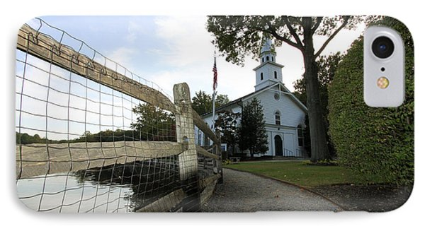 St. John's Church Cold Spring Harbor New York IPhone Case