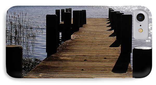 St Johns River Florida - A Chain Of Lakes Phone Case by Christine Till