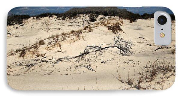 St. Joseph Sand Dunes Phone Case by Adam Jewell