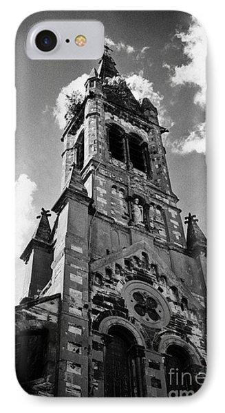 St Josephs Chapel Sailortown Belfast Northern Ireland Uk Phone Case by Joe Fox