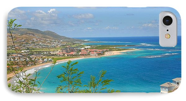 St. Kitts IPhone Case by Cindy Manero
