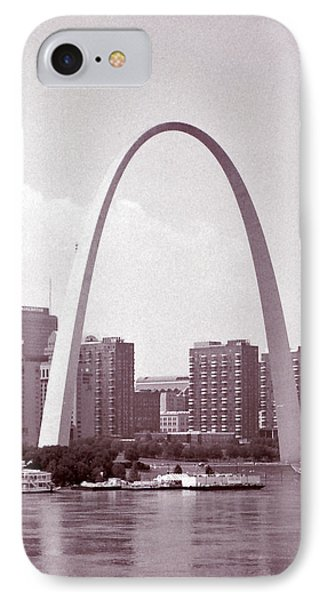 IPhone Case featuring the photograph Arch Study 3 by Christopher McKenzie