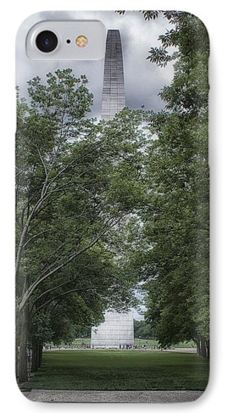 St Louis Arch IPhone Case