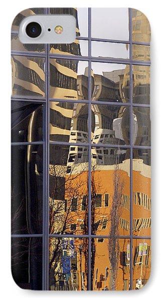 St. Louis Reflection IPhone Case by Jane Eleanor Nicholas