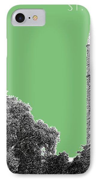 St Louis Skyline Water Tower - Apple IPhone Case