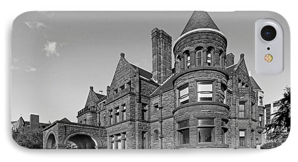 St. Louis University Samuel Cupples House IPhone 7 Case by University Icons