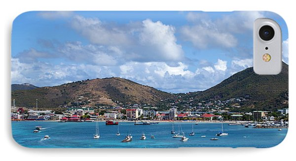 IPhone Case featuring the photograph St. Maarten by Lois Lepisto