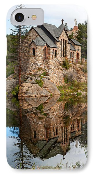 St. Malo IPhone Case by Jim Garrison