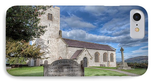 St Marcella's Church Phone Case by Adrian Evans