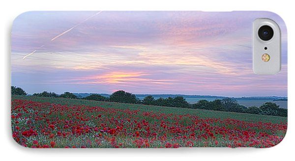 St Margarets Poppies IPhone Case