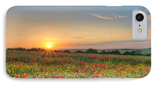 St Margarets Sunset IPhone Case