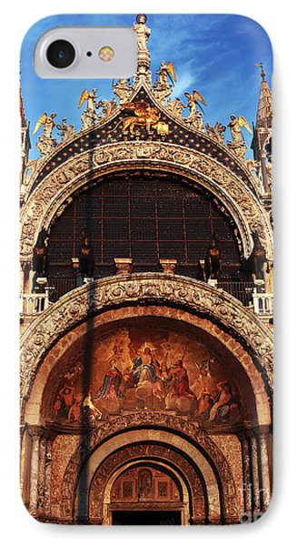 St. Marks Square Phone Case by John Rizzuto