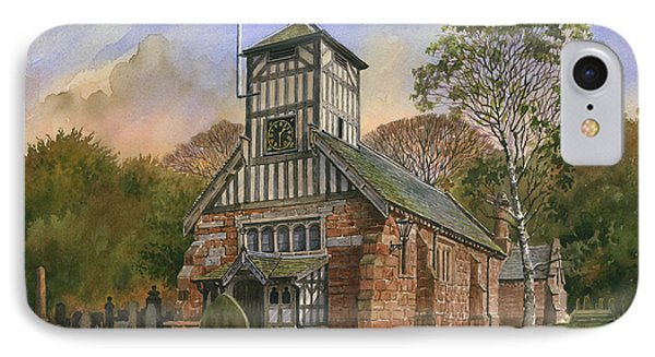 St. Mary And All Saints Phone Case by Anthony Forster
