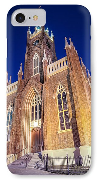 St. Mary's Basilica IPhone Case