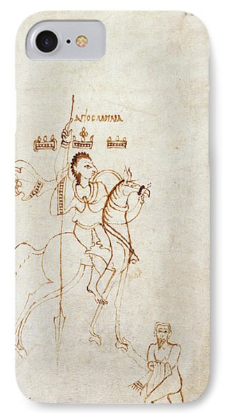 St Menas IPhone Case by British Library
