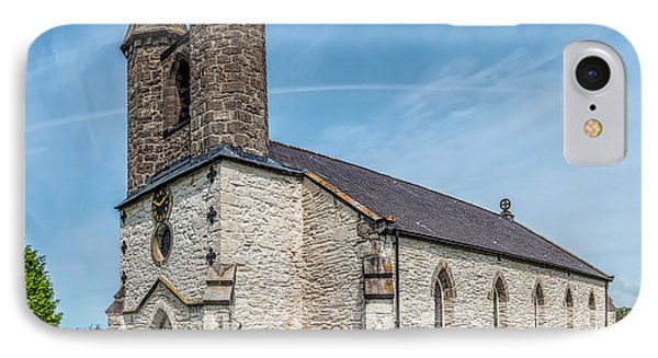 St Michael Church IPhone Case by Adrian Evans