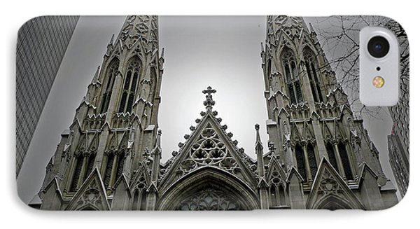 St. Patricks Cathedral  Phone Case by Angela Wright