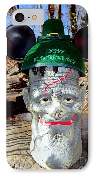 St Patricks Day Spirit Phone Case by Ed Weidman